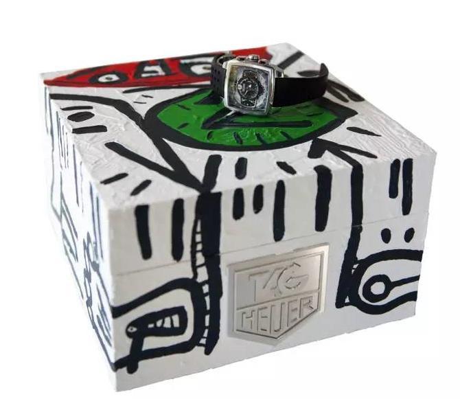 限量表盒居然也衍生成艺术