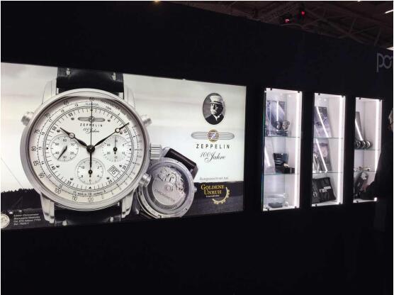 2017德国慕尼黑钟表珠宝展明日开幕