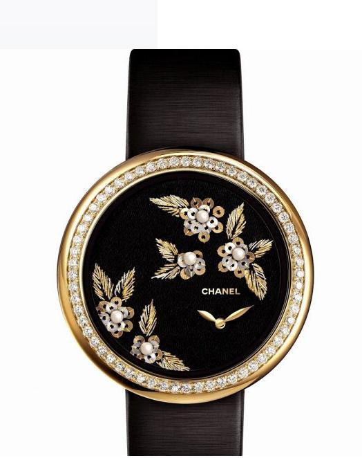 Chanel珠宝腕表赏析