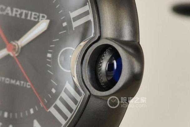 卡地亚蓝气球碳镀层腕表品鉴