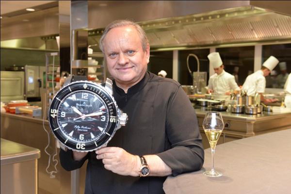 宝珀宣布米其林两星主厨Dani García成为品牌挚友