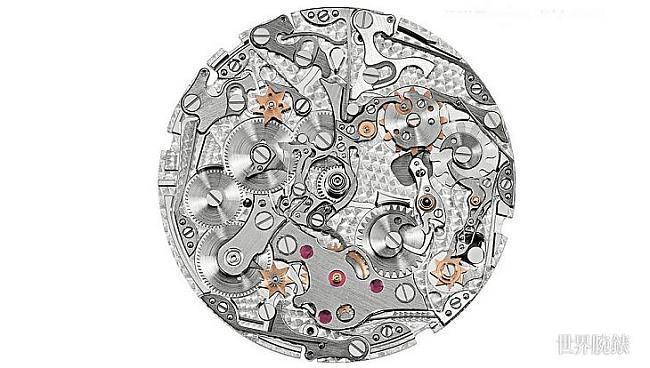 换上新装更经典!PP 5204万年历双追针计时表;万年历;双追针;计时码表;PATEK PHILIPPE;百达翡丽