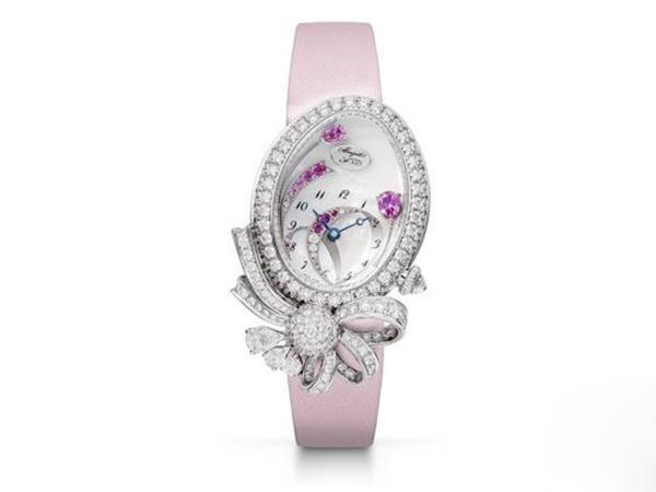 宝玑推出Désir de la Reine高级珠宝