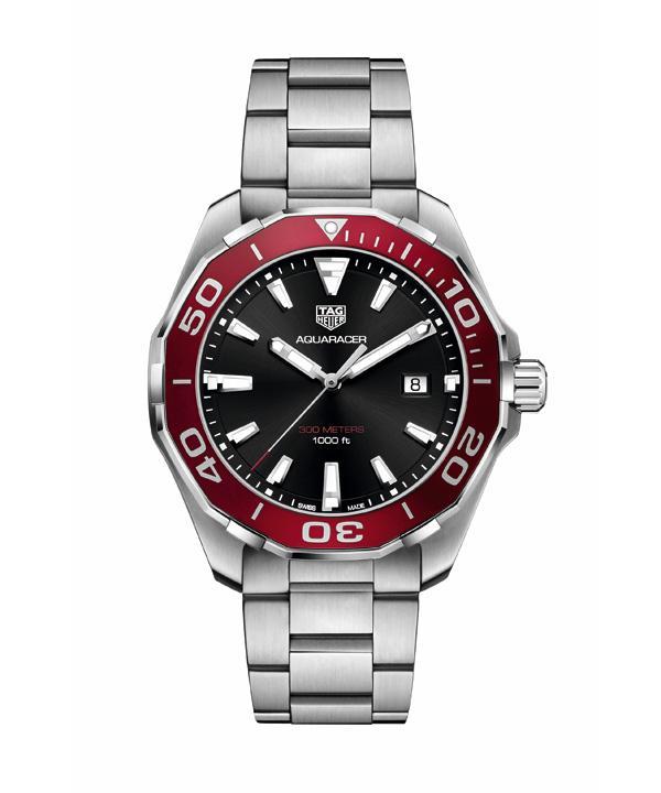 TAG Heuer 全新Aquaracer 竞潜300米系列腕表