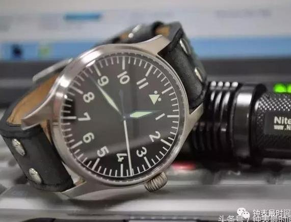 5、stowa飞行员军表无Logo系列