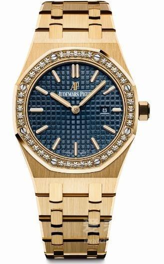 爱彼皇家橡树系列腕表拍摄推荐