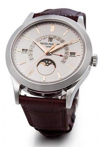 这是百达翡丽最好看的万年历腕表