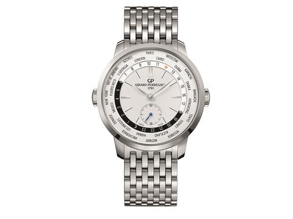 GP芝柏表推出「1966 WW.TC」世界时间腕表